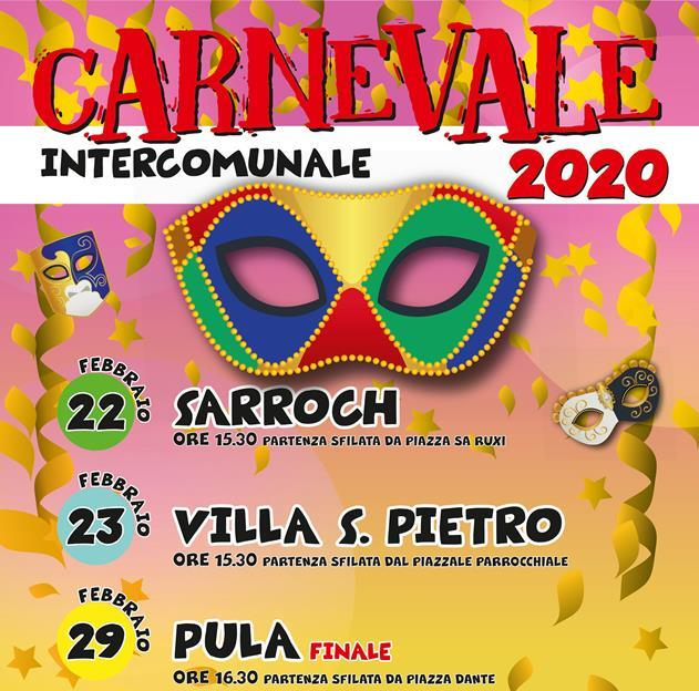 Carnevale InterComunale 2020